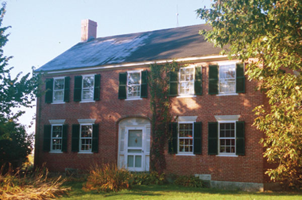 Gibson House in Historic Hillsborough Center