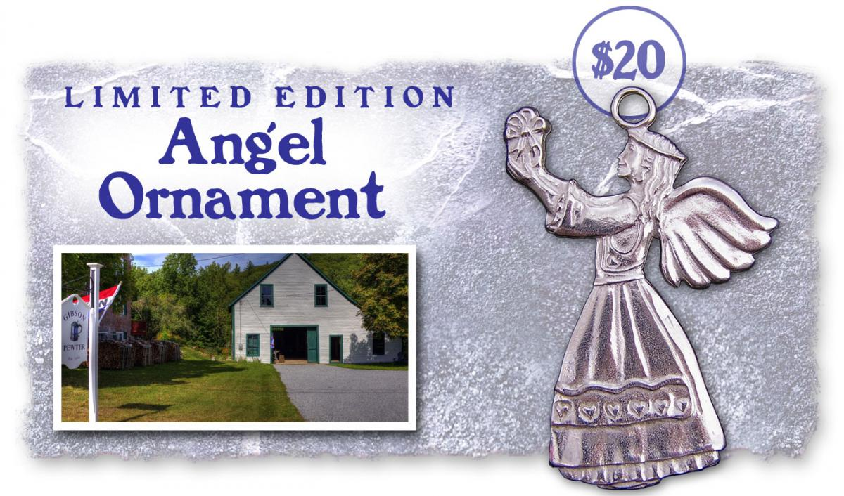 Reward - Angel Ornament