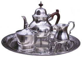 Queen Anne Teaset