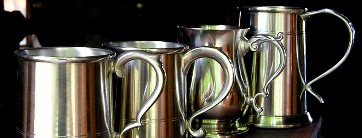 Photo of Pewter Mugs
