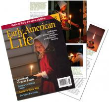 Early American Life magazine cover