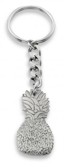 Photo of Pewter Pineapple Keyring