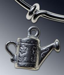 Watering Can charm - Large