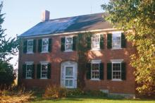 Photo of Gibson Home in Historic Hillsborough Center