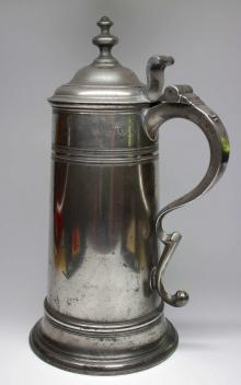 Export Communion Flagon by Thomas Carpenter