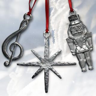 New Ornaments for Christmas 2015