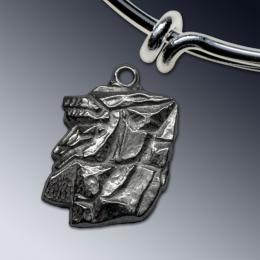 Old Man of the Mountain Charm