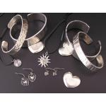 Photo of Beautiful Pewter Jewelry